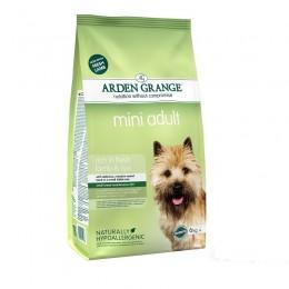 Arden Grange Adult Mini Lamb karma dla psów dorosłych ras małych 2kg