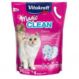 VITAKRAFT MAGIC CLEAN żwirek silikonowy dla kota 3,8l