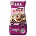 Super Benek żwirek dla kota LAWENDOWY bentonitowy 10 l
