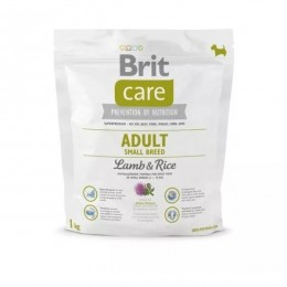 Karma dla psa Brit Care Adult Small Breed Lamb & Rice 1kg