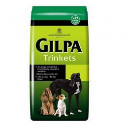 Sucha karma dla psa GILPA trinkets 4 kg