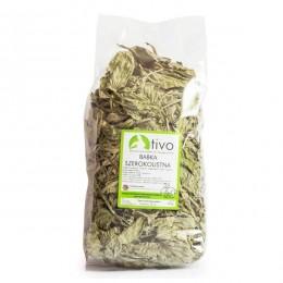 Suszone zioła dla królików gryzoni Tivo babka szerokolistna 100 g
