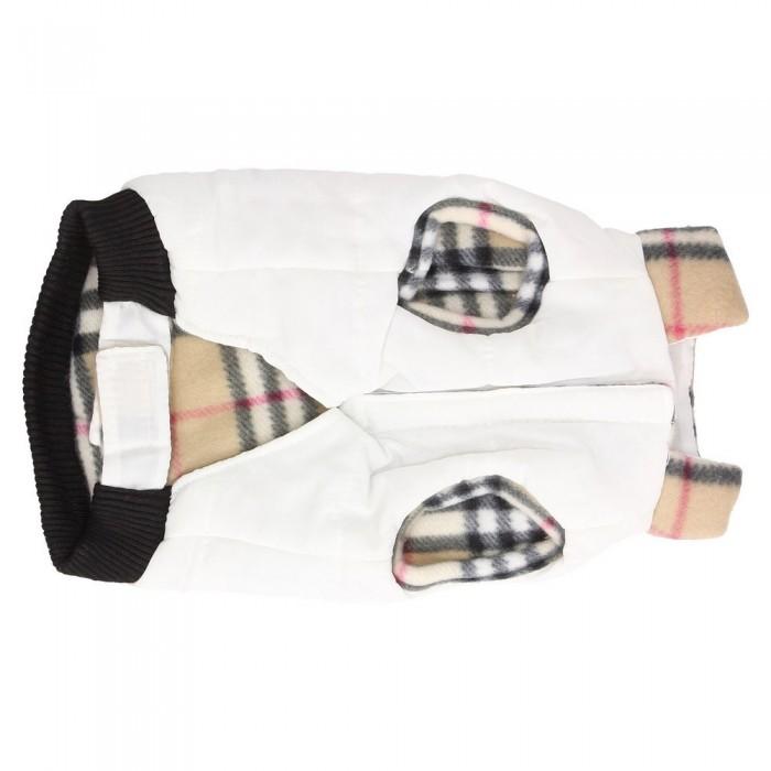 Ciepła kurtka bluza ubranko dla psa XS