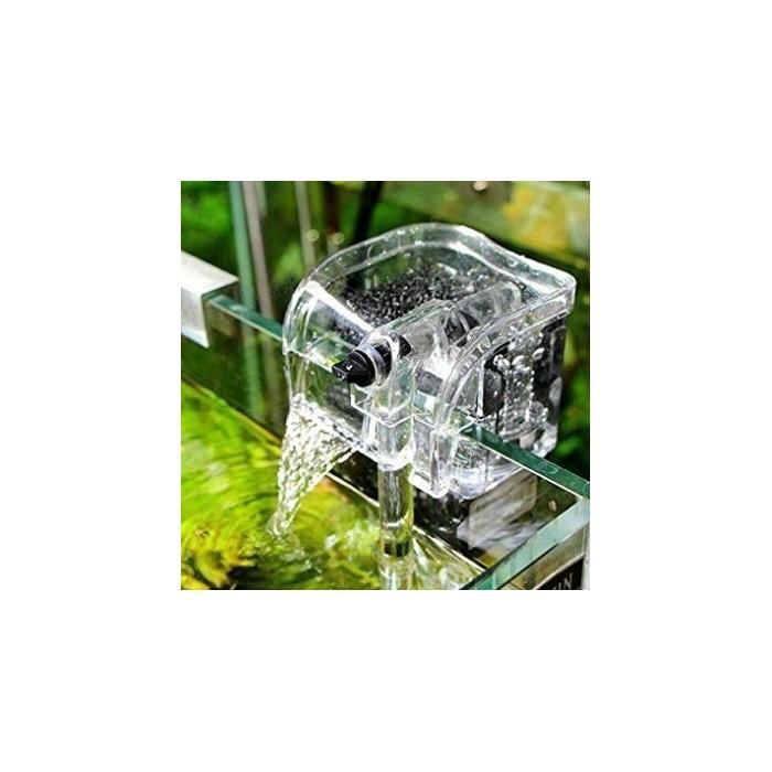Miniaturowy filtr turbinowy przeznaczony do małych akwariów VS-301HF