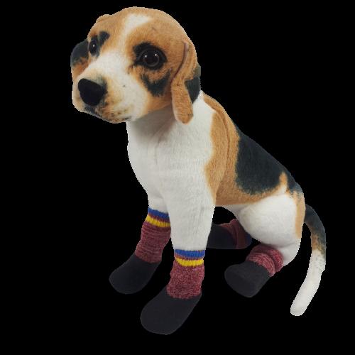 Ciepłe buty dla psa rozm 3